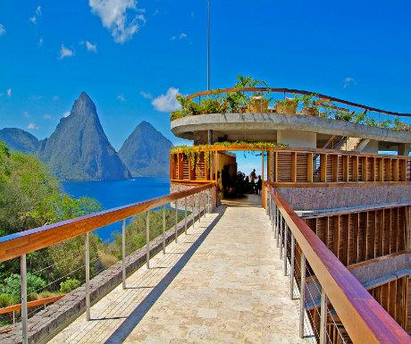 Jade Mountain St Lucia 460385