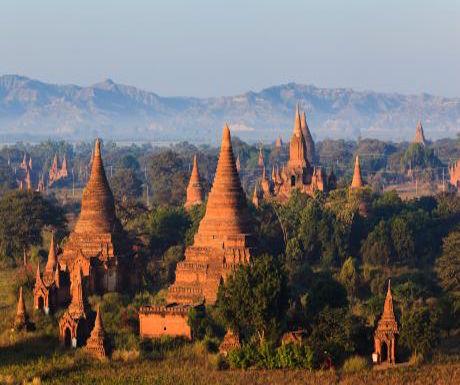 Seeking out Myanmar