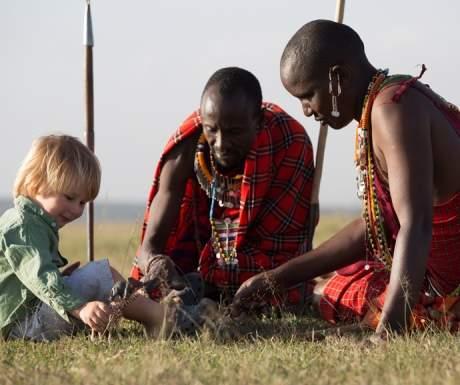 No iPad indispensable with Elewana in Kenya