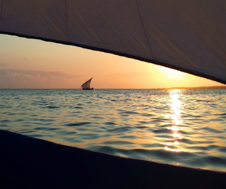 Dhow view