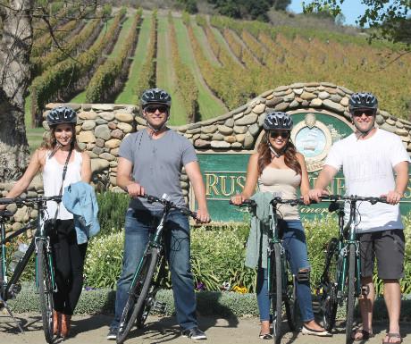 Santa Barbara booze tour