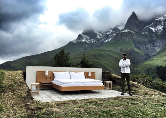 alps breathtaking view