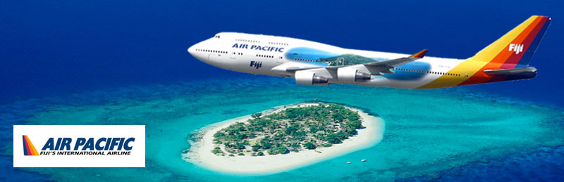 Air Pacific Fiji Poster