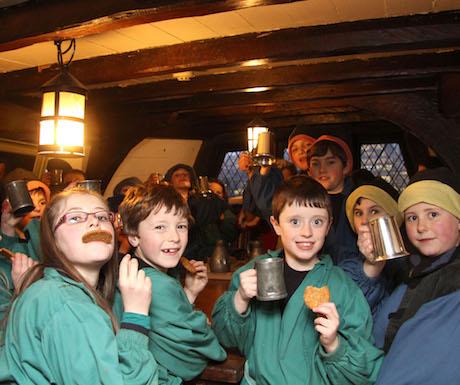 Golden Hinde Children Group