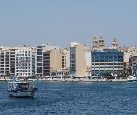 Sliema Harbour