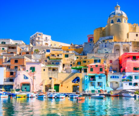 Procida- Amalfi