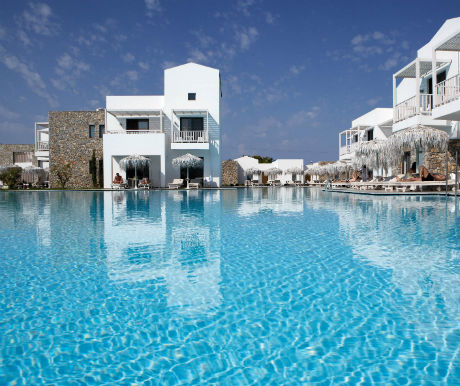 Diamond Deluxe Hotel Kos Greece extraneous and pool