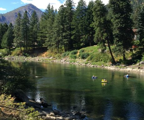 Tubing Leavenworth