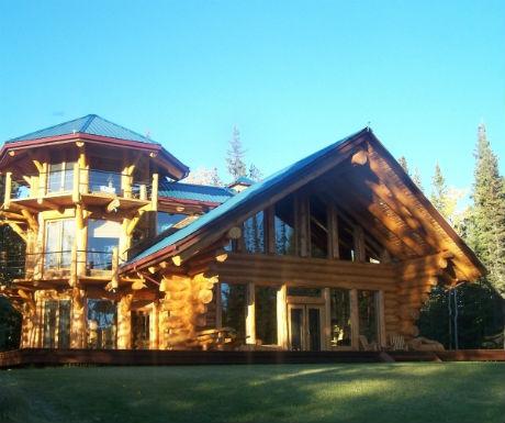 Chilko Experience design record homes