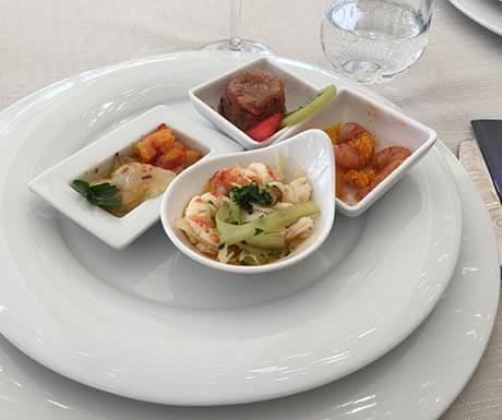 Chimera restaurant, Lipari