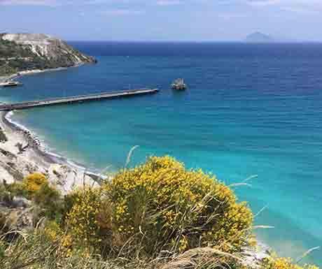 eolian island Sicilly, Lipari