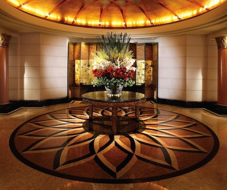Four Seasons Singapore - lobby