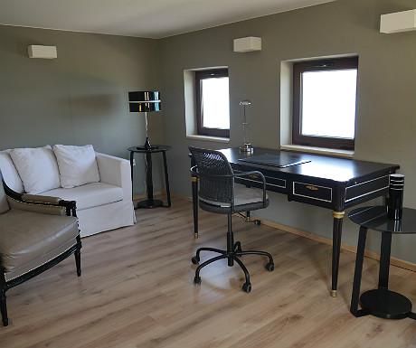 Elounda Villa office