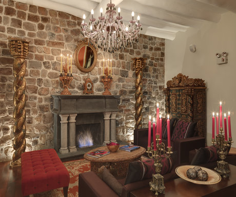 Aranwa Stonework Living Room