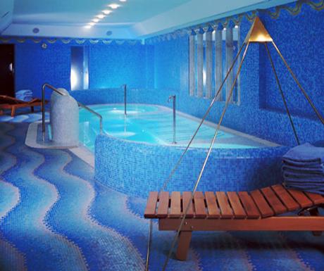 luxury rome spa