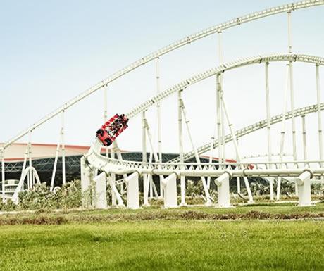 Formula Rossa Rollercoaster
