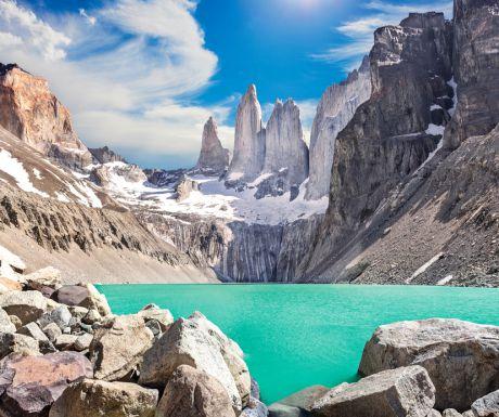 Patagonia - Torres del Paine mountains