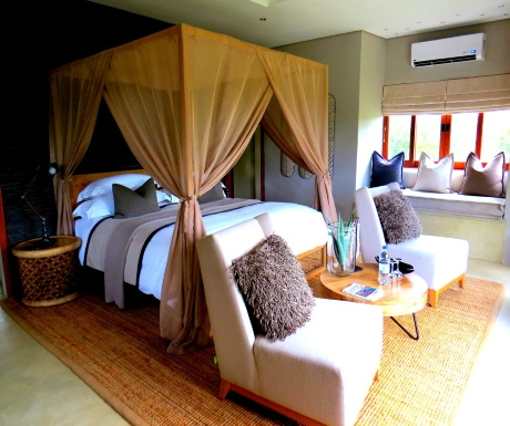 Bedroom during Sabi Sabi Bush Lodge