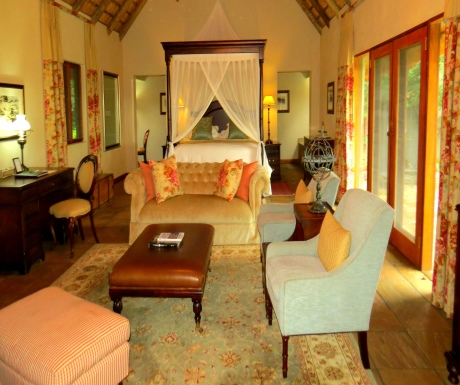 Ivory Presidential Suite during Selati Lodge