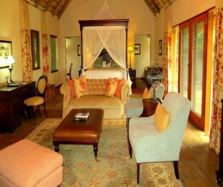 Ivory Presidential Suite during Selati Lodge