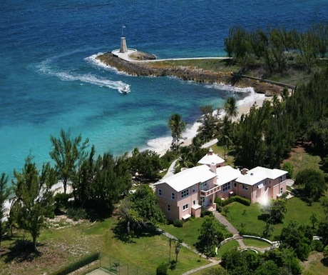 Little Whale Cay, Berry Islands, Bahamas