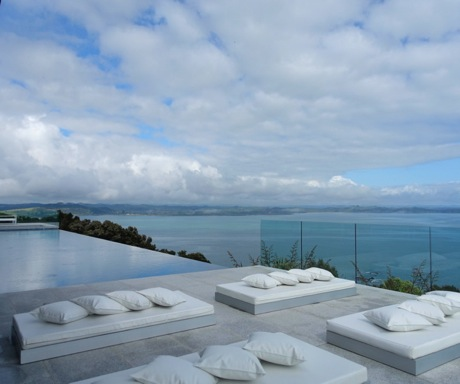 Eagles Nest-Rahimoana Presidential Villa-New Zealand