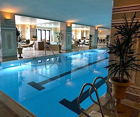 Spa Montage pool