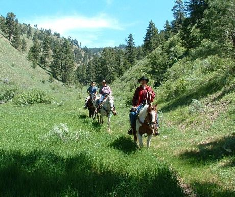 Triple Creek ride