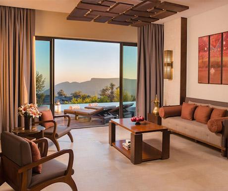 Anantara Jabal Al Akhdar Resort, Oman