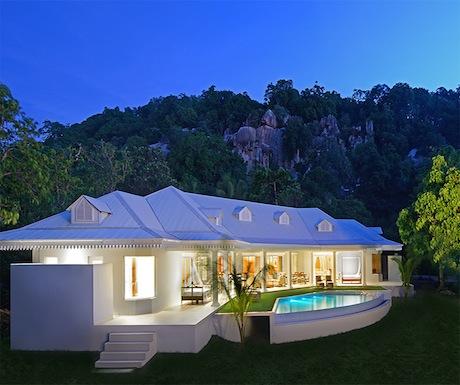 Cousine Island Seychelles - credit Pierre Bassani