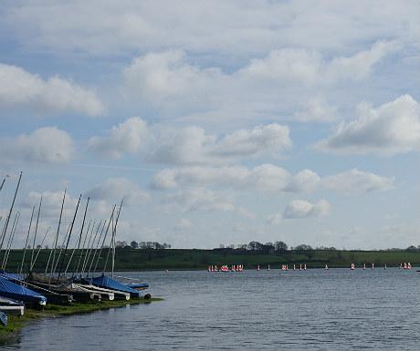 Sailing during Northampton