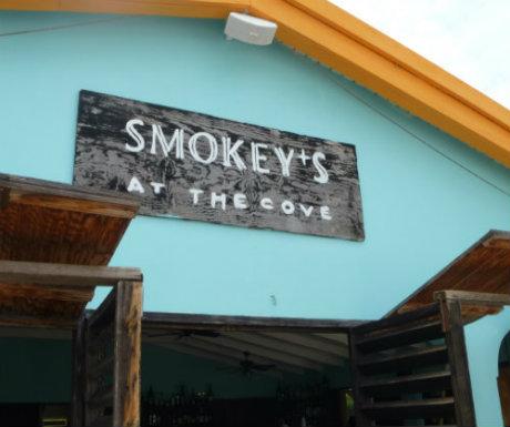 Smokeys during a Cove Anguilla
