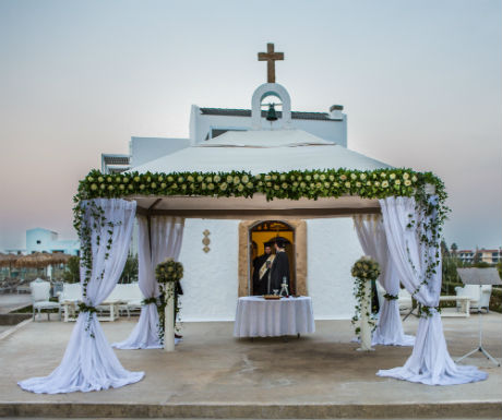 Diamond Deluxe Hotel chapel for weddings