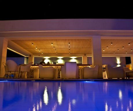 Radiant Pool Bar Diamond Deluxe Hotel Kos