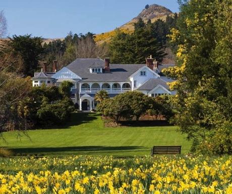 Otahuna Lodge-Christchurch New Zealand