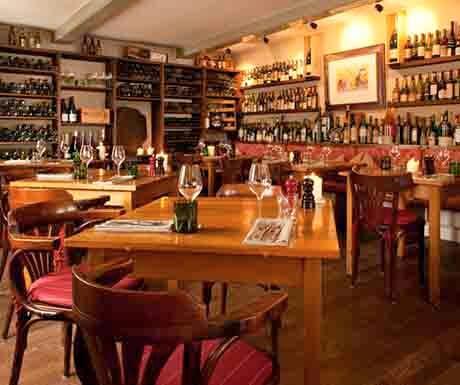 Weinwirtschaft, Hamburg