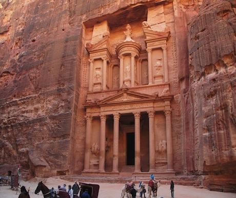 Petra-the income shot