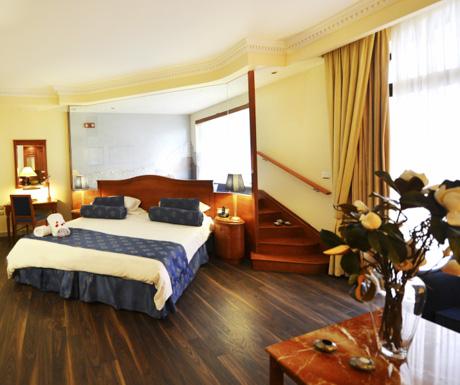 Fortina Spa Bedroom