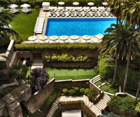 Parco dei Principi Grand Hotel Panoramic Resort View