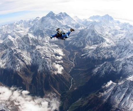 Skydive Everest
