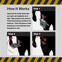 Shacke-Hidden-Travel-Belt-Wallet-w-RFID-Blocker-Black-with-Black-Strap-0-0